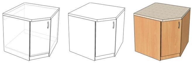 шкафы под заказ Руза