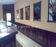 Мебель для ювелирного магазина индивидуальный проект и производство