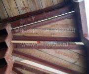 Металлические лестницыкоттеджный поселок Маленькая Шотландия