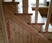 Проектирование и производство (лестницы деревянной) из лиственницы д Григорово (Тучково, Санаторная, Полушкино, Кубинка)
