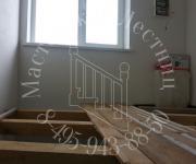 Замер деревянные лестницы деревня Ченцово городское поселение Можайск, Можайский район, Московская область, Россия