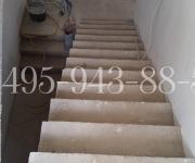 Облицовка бетонной лестницы Апрелевка Парк Киевское шоссе Апрелевка