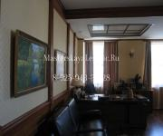 Кабинет руководителя дизайн облицовка стен натуральным деревом