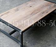 Купить мебель лофт на заказ в Москве недорого