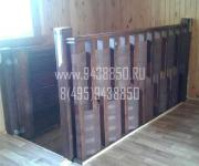 Деревянные лестницы Хамовники СНТ Мечта Наро-Фоминский городской округ