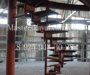 Фотография металлические лестницы - проектирование и производство