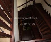 Деревянные лестницы из дуба деревня Большое Свинорье поселение Марушкинское, Москва