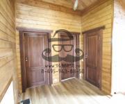 Деревянные двери из лиственницы - производство монтаж