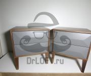 Тумбочка (заказ) Американский Орех мебель на заказ