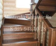 Деревянные лестницы Кубинка Одинцовский р-н, Татарки дер Минское - Можайское шоссе