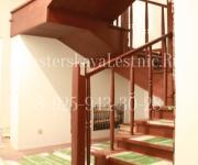 Деревянные лестницы из дуба поселок Николина Гора Одинцовский район