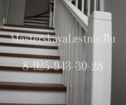 Облицовка лестницы КП Европа 2 деревня Грибаново Красногорский район