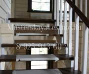 Деревянные лестницы Кобяково деревня Звенигород Одинцовский район, село Введенское (Галерея)