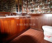 Мебель из дерева для ванной комнаты  - шкафы напольные система харанения