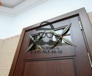 Деревянные двери из дуба - производство и монтаж