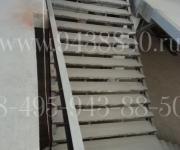 Облицовка бетонной лестницы Лапино Одинцовский район Московская область