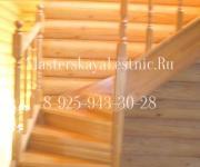 Деревянные лестницы деревня Аносино Истринский район, Московская область