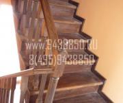 Деревянная лестница деревня Давыдовское городской округ Истра