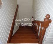 Деревянные лестницы Огниково