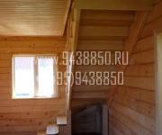 Деревянные лестницы  село Ершово Одинцовский район
