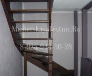 Деревянные лестницы из сосны деревня Холдеево Можайский район,