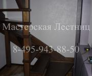Деревянные лестницы поселок Калининец Наро-Фоминский район