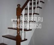 Деревянные лестницы д Духанино городской округ Истра