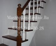 Деревянные лестницы деревня Красновидово Истринский район