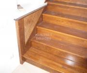Деревянные лестницы из Сосны село Новопетровское Истринский район