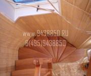 Деревянные лестницы из сосны  деревня Бужарово Истринский район
