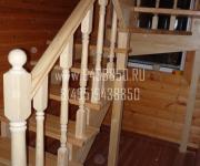 Деревянные лестницы из сосны деревня Бородино Можайский район,
