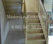 Деревянные лестницы поселок городского типа Киевский Киевское шоссе Наро-Фоминск