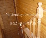 Деревянные лестницы г Руза поселок Беляная Гора Рузский район