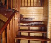 Деревянные лестницы поселок городского типа Большие Вяземы (Горловка)