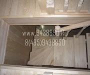 Деревянные лестницы из сосны Субботино Наро-Фоминский район