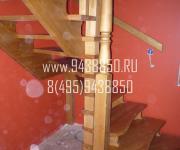 Деревянные лестницы Крекшино