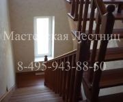 Деревянные лестницы село Перхушково Одинцовский район Можайское шоссе