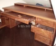 Письменный стол из бука изготовление на заказ