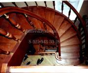 Деревянные лестницы из дуба город Красногорск Московская область