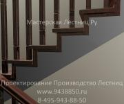 Проектирование визуализация облицовки бетонной лестницы деревом