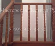 Можайская Слобода - Деревянные лестницы из лиственницы Можайск