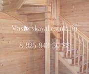 Деревянные лестницы Можайск Московская область Можайское шоссе