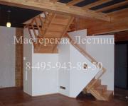 Деревянные лестницы поселок городского типа Селятино Наро-Фоминский район