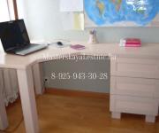 Мебель для девочек и подростков - изготовление на заказ - стол, полки, шкаф, система хранения