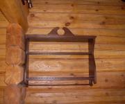 Мебель из сосны - стулья полки и предметы интерьера на заказ