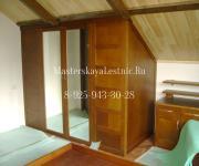 Шкаф в спальню на заказ по индивидуальному проекту