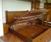 Кровать на заказ по индивидуальному проекту заказчика
