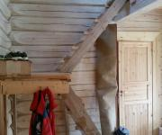 Деревянные лестницы на заказ деревня Антоновка городской округ Истра